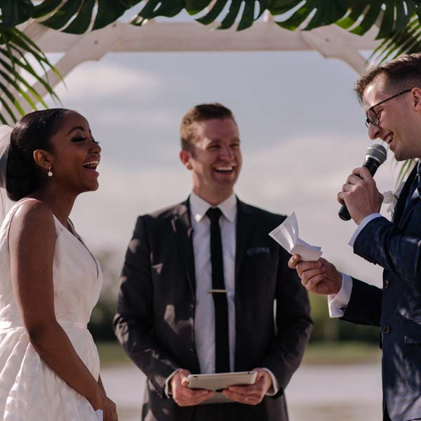 Vancouver DJ - Divinity DJs - Wedding Ceremony