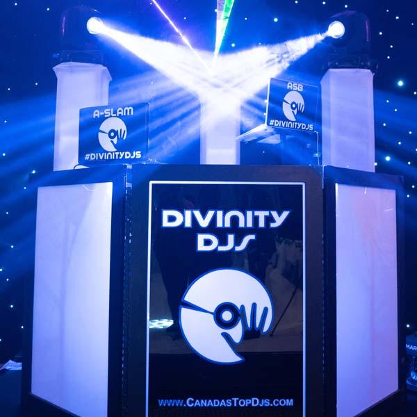 DJ Vancouver - Vancouver DJ Packages - Divinity DJs